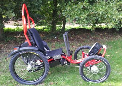 Boma Wheelchair